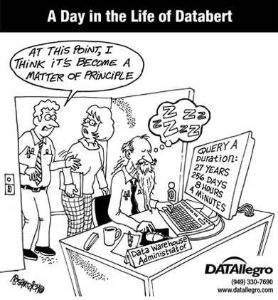 DATAllegro Cartoon forever